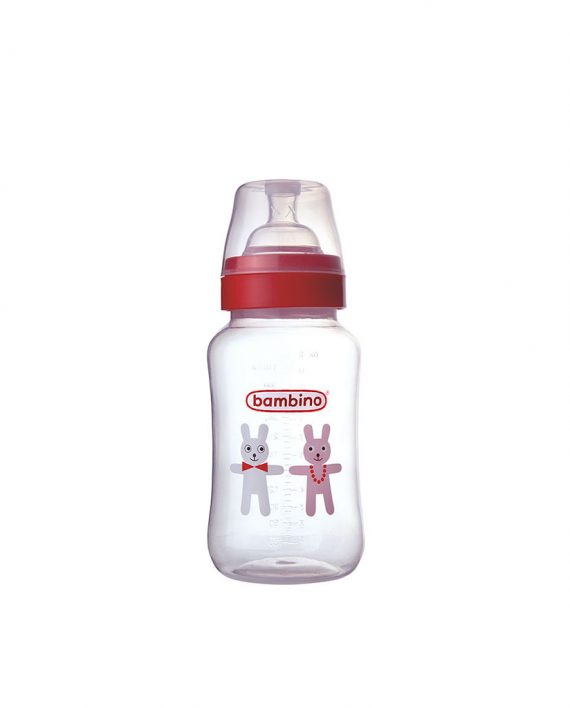bambino_nappflaska_bottle_330_ml_red