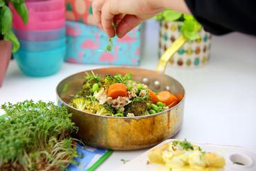Recept risotto - barnmat 1-3 år