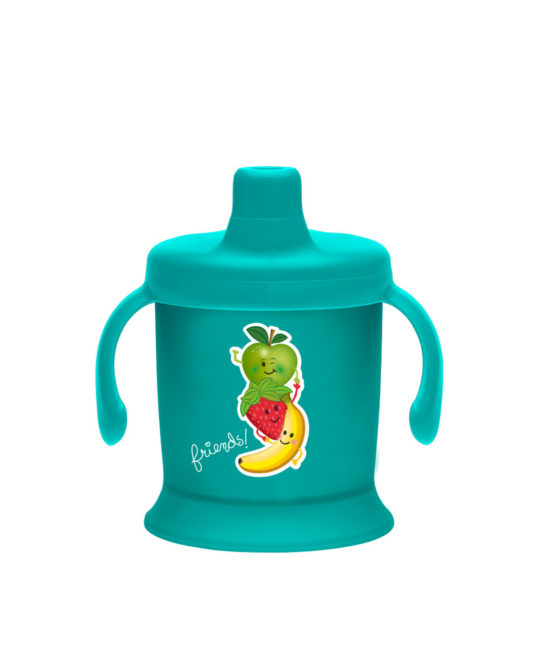 Bambino-spillfri_barnmugg-spillproof_cup_turquoise